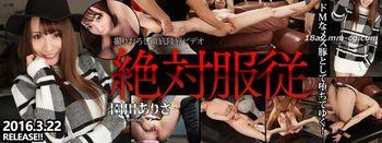Tokyo Hot n1136 絕對服從 園田