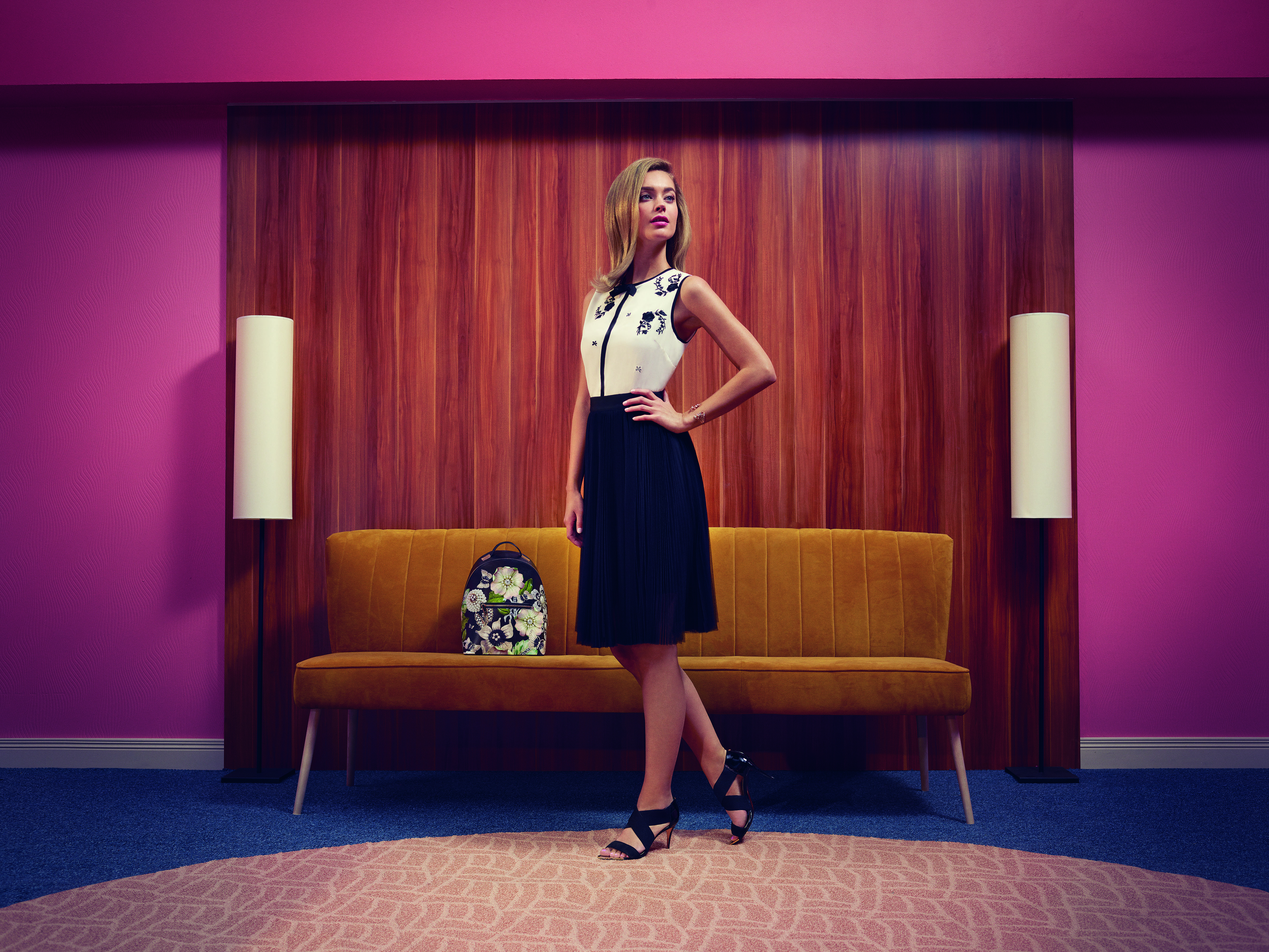 Ted Baker SS 2017 Ad Campaign 4