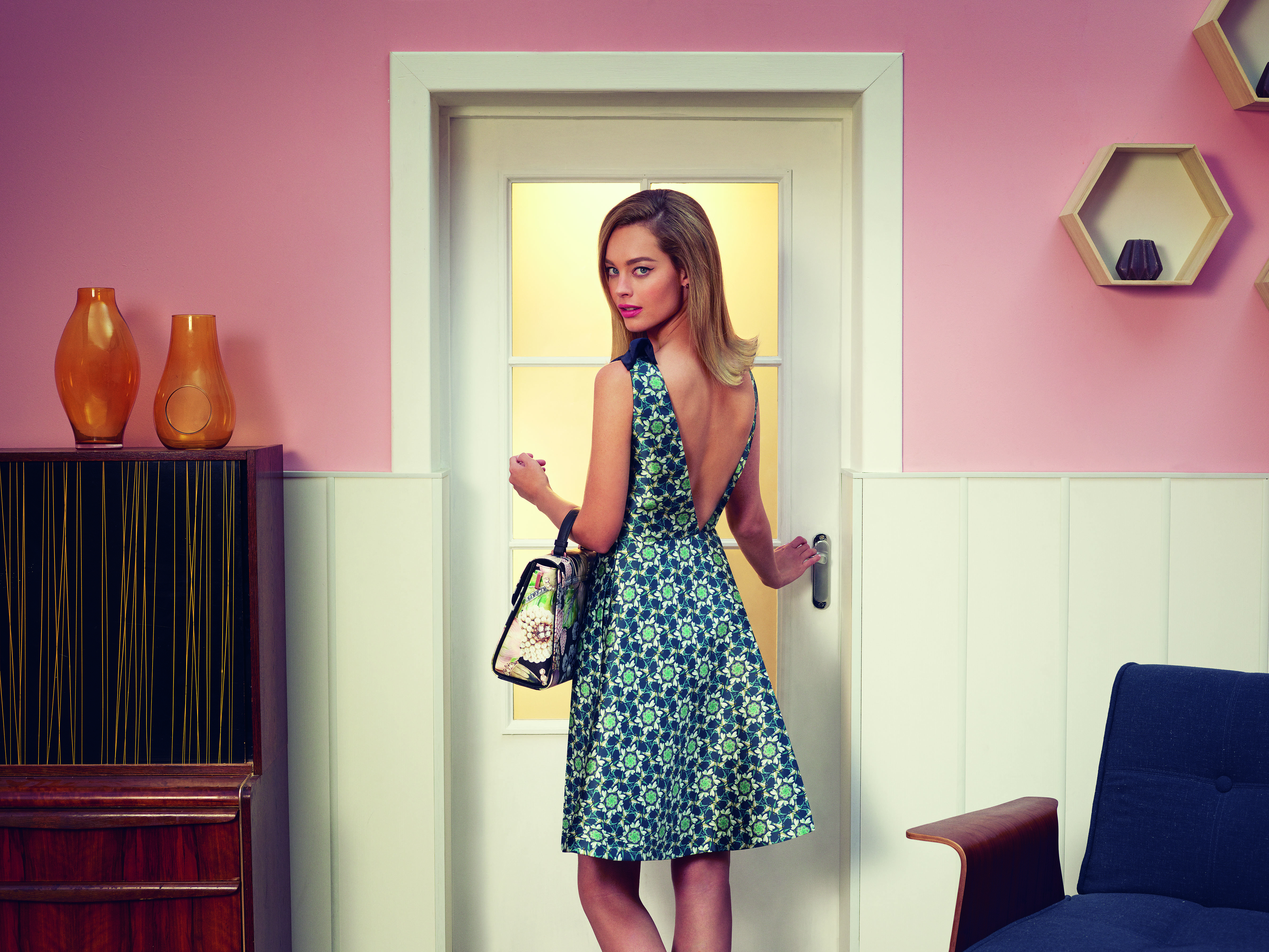 Ted Baker SS 2017 Ad Campaign 11