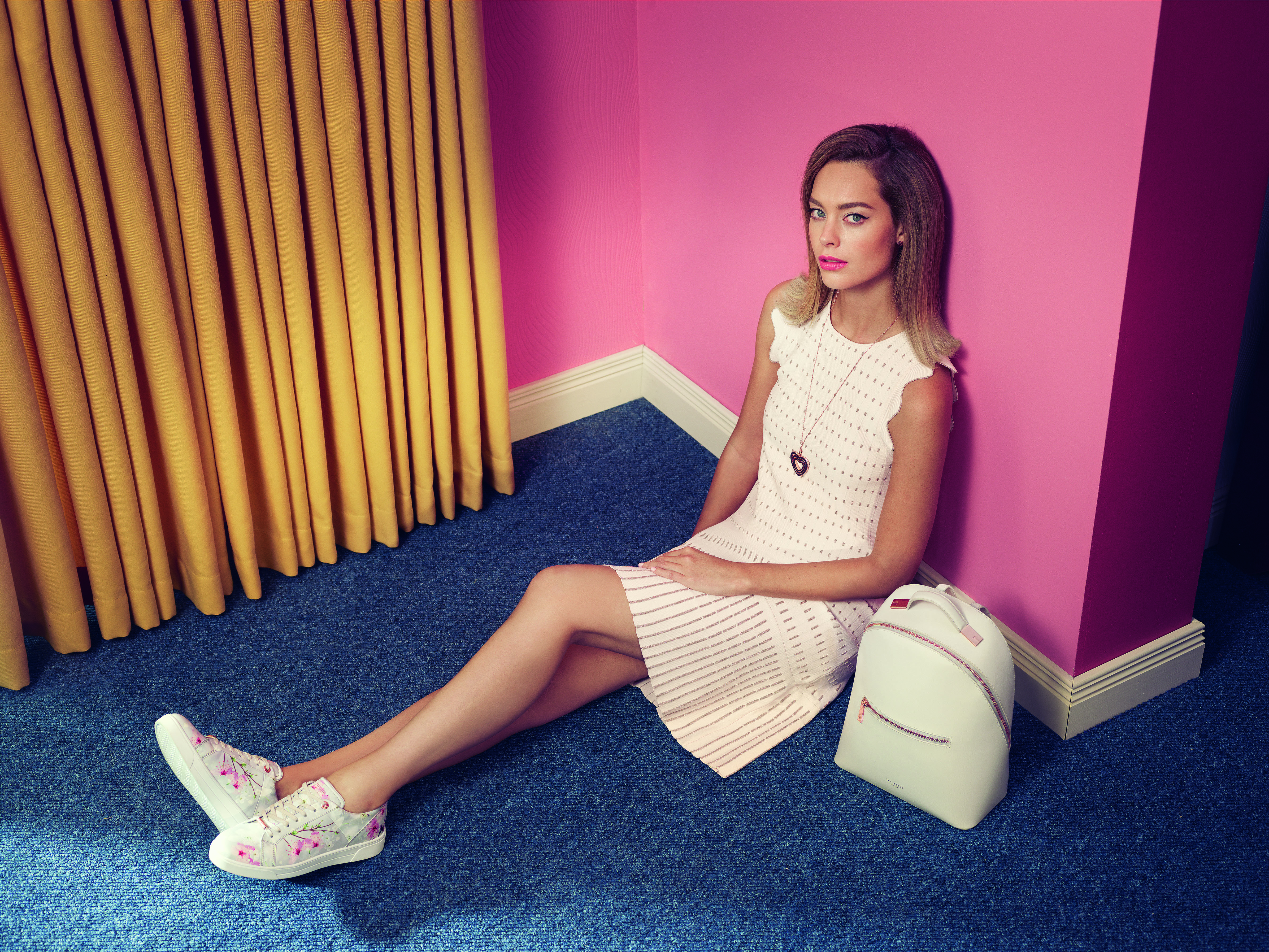 Ted Baker SS 2017 Ad Campaign 7