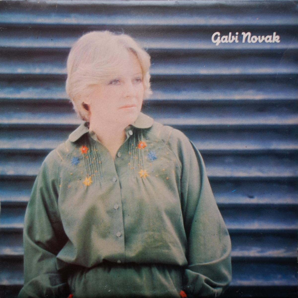 Gabi Novak 1982 Gabi Novak A