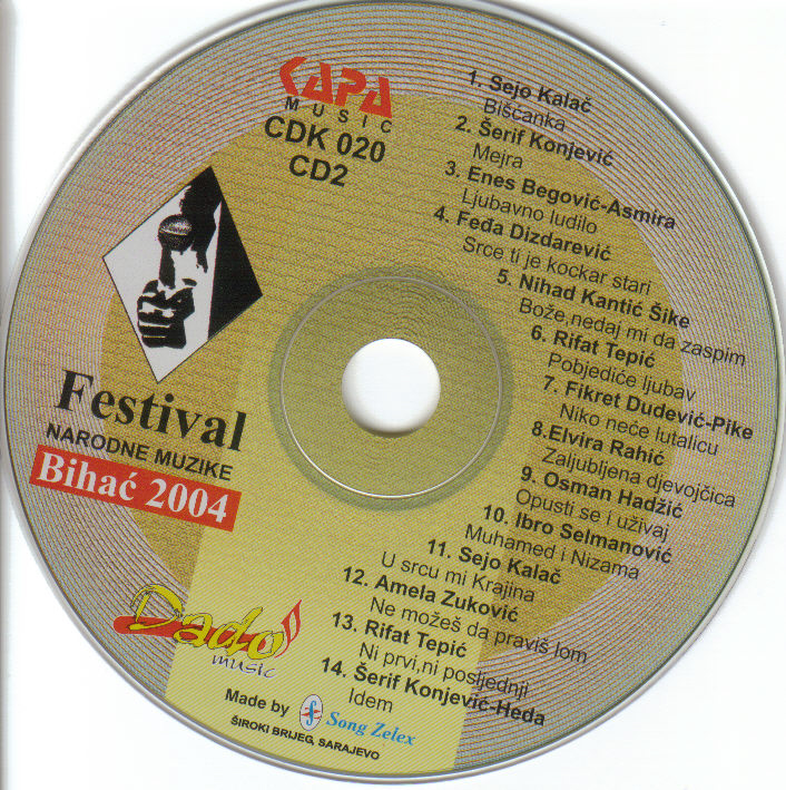 Bihac 2004 CD 2