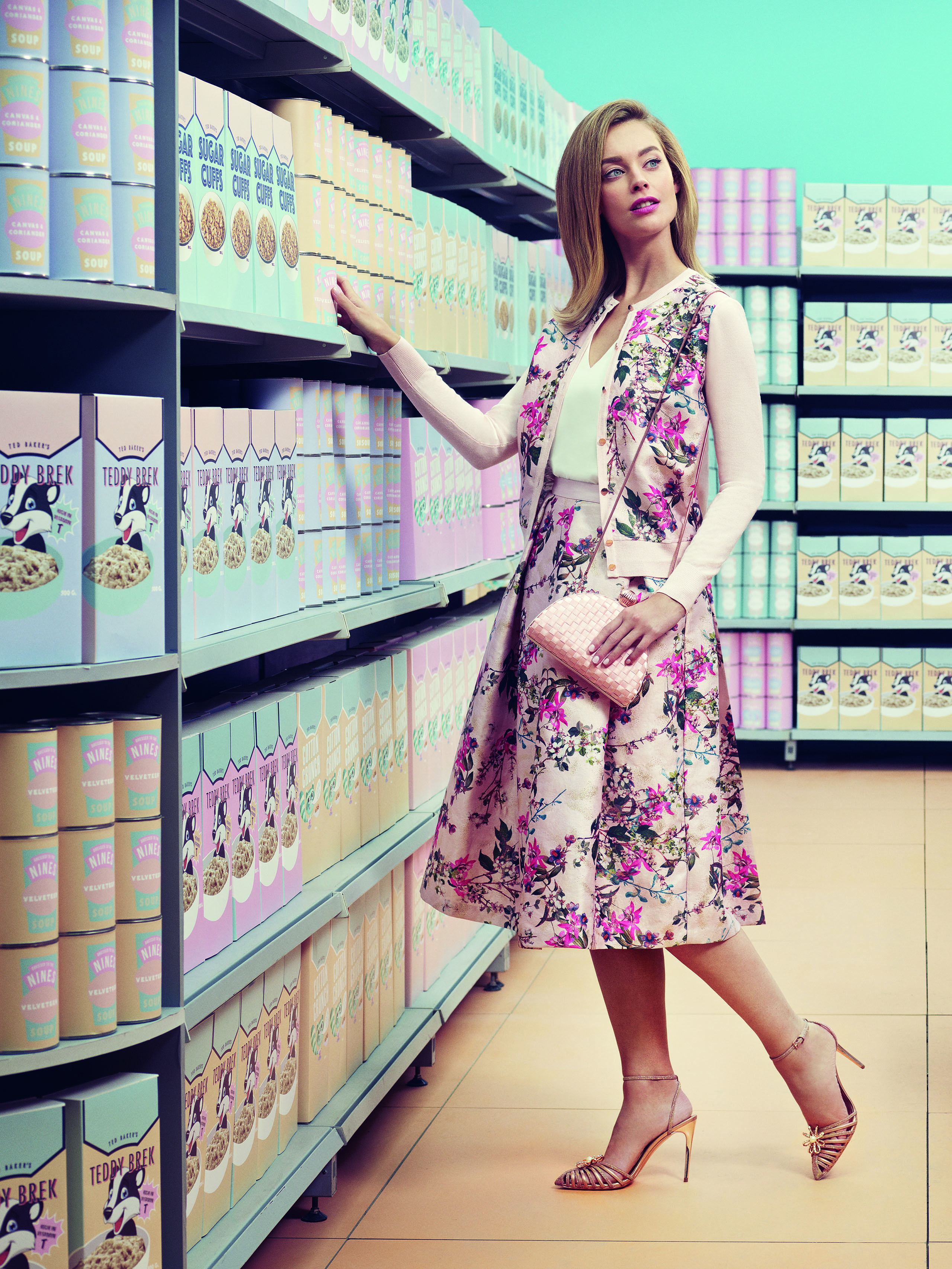 Ted Baker SS 2017 Ad Campaign 3