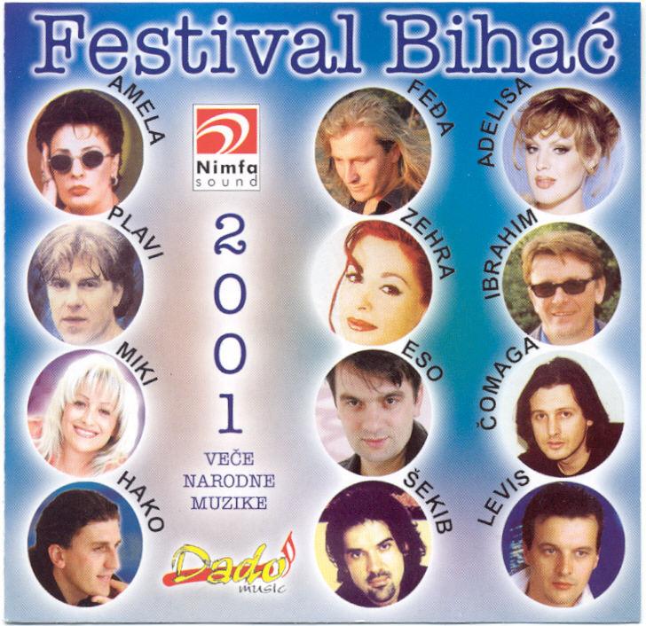 bihacki festival 2001 narodna prednja